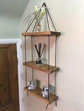 Rustic Shelving Unit handmade