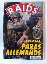 RAIDS n°147; Spécial Paras Allemands