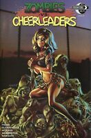 Zombies vs Cheerleaders #1E - Limited to 50 copies - Mark Bloodworth cover