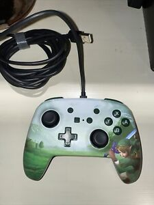 PowerA The Legend of Zelda Wired Controller for Nintendo Switch - Green...