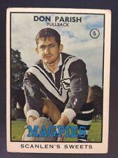 Original Single 1968 Season NRL & Rugby League Trading Cards