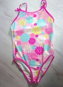 PINK    SWIMSUIT  COSTUME  AGE  10 - 11   YEARS