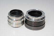 Carl Zeiss Jena Tessar 2,8 / 50mm Objektiv / lens für Sony E/FE Bajonett / mount