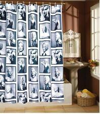 Rideau de douche Sex Goddess Marilyn Monroe de nombreuses photo salle de bains