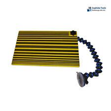 Ausbeulreflektor - Fixierschild Fixierlampe Ausbeulwerkzeug PDR Light gelb/schw.