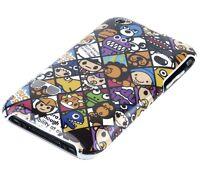 Hülle f iPhone 3GS 3G Schutzhülle Tasche Case Hard Cover Schale Comic Emoticons
