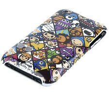 GUSCIO F iPhone 3gs 3g Borsa CUSTODIA PROTETTIVA CASE COVER HARD GUSCIO COMIC EMOTICON