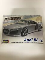 Audi R8 1:24 Model Kit Revell Performance 85-4211 Parts Only. Missing Parts