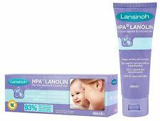Lansinoh HPA Lanolin Cream for Sore Nipples & Cracked Skin (40ml)
