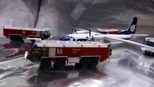 * Herpa 558853 Airport Fire Engine + Munich  1:200 Scale