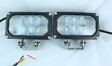 "2 4X4 OFF ROAD 5.5""  UNIVERSAL DRIVING LAMPS CREE LED FOG LIGHTS SET KIT 30W"