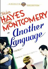 ANOTHER LANGUAGE - (1933 Helen Hayes) Region Free DVD - Sealed