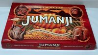 Jumanji board game from the film. 2-4 players. Aged 8 to adult. Made in Ireland.