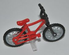 66959 Bicicleta montaña adulto roja playmobil
