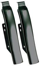 26313mu BLACK FENDER/SADDLEBAG FILLER PANELS FOR HARLEY BIG TWIN 45898-10