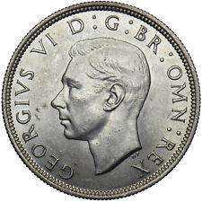 More details for 1937 halfcrown - george vi british silver coin - superb