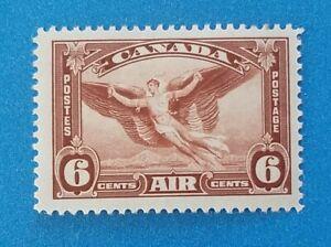 canada stamp Scott #C5 MKH well centered good original gum. Good colors, perfs.