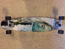 Sector 9 Rhythm Bamboo Longboard Skateboard Complete