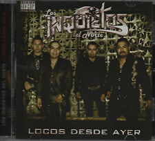 LOS INQUIETOS DEL NORTE CD LOCOS DESDE AYER NEW SEALED WILL SHIP SAME DAY