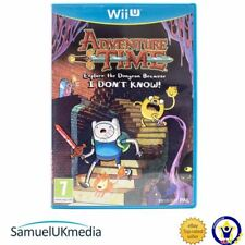 Adventure Time: Explore the Dungeon Because I don`t know (Nintendo Wii U)