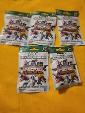 5 Bags KRE-O TRANSFORMERS MICRO CHANGERS KREO Collection - LOT Set