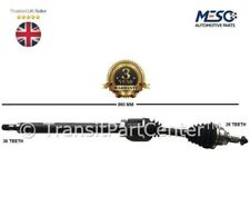 DRIVESHAFT & CV JOINT FORD FOCUS MKII MK2 2.5 ST 2005-2012 RIGHT DRIVER OFF SIDE