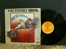 EVERLY BROTHERS  Pass The Chicken . . .  L.P.  UK original       NEAR-MINT !
