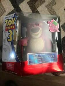 Toy Story 3 Disney Adult Collection Lotso Huggin Bear Scented SDCC Exclusive