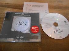 CD OST Eberhard Schoener - Der Alte : La Luna (2 Song) ARIOLA sc Presskit
