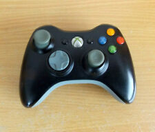 Official Microsoft Xbox 360 Black Wireless Controller - FAULTY Spares Repair
