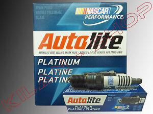 8 Zündkerzen Autolite Platin Chevrolet Camaro 6.2L V8  2010 - 2015