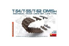 Miniart 37048 1/35 T-54/T-55/T-62 OMSh individual track links set Late type