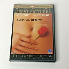 American Beauty Dvd Complete - Free Ship!