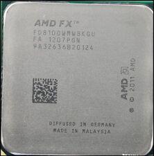 CPU AMD FX 8100 - 2,80GHz Octa-Core (FD8100WMW8KGU) CPU ; Processor TDP 95Watt