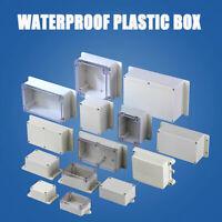 Nuevo ABS Instrumentos de Plástico Caja de Proyecto Electrónico empalme estanca
