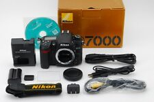 [MINT in BOX] Nikon D7000 16.2MP Digital SLR Camera Body Black From Japan #00112