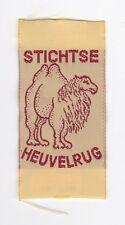 SCOUTS OF HOLLAND - NEDERLAND DUTCH SCOUT STICHTSE HEUVELRUG DISTRICT PATCH  EXT