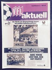 II. BL 91/92 VfL Osnabrück - Eintracht Braunschweig, 03.04.1992