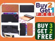 * FOR XIAOMI REDMI 3S PRIME * PU Leather Magnetic Flip Belt Hip Pouch Case