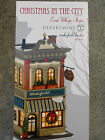 DEPT 56 CHRISTMAS IN THE CITY WAKEFIELD BOOKS NIB