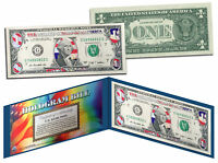 STARS & STRIPES FLAG HOLOGRAM Legal Tender US $1 Bill Currency *Limited Edition*
