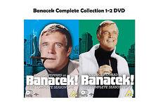 Banacek Complete Collection 1-2 DVD All Seasons 1 2 Original UK Release NEW R2