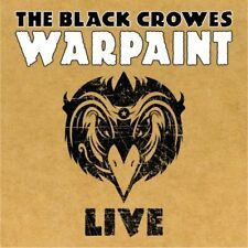 New: BLACK CROWES - Warpaint Live 2-CD Set