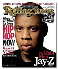 JAY-Z POSTER Rolling Stone Cover RARE HOT NEW 24X36