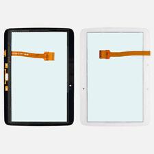 White/Black Digitizer Touch Screen Glass Samsung Galaxy Tab 3 10.1 P5200 P5210