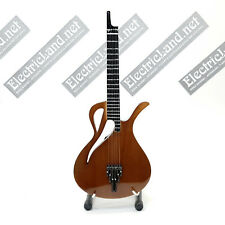 Mini chitarra 1:4 Pino Daniele Chitarra PARADIS replica da collezione miniatura