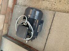 Electric Motor, Three Phase, 3ph, 2.2Kw, 3HP, 2 pole