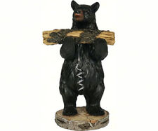 Bear Holding Corkscrew  Wine Opener perfect for lodge, cabin, mountain resort!!