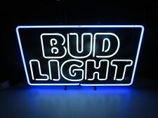 Pick Up Only ~ New Bud Light Retro Iconic Neon Beer Sign bar light Man Cave Bar