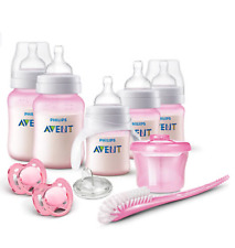 Phillips Avent Anti Colic Bottle Starter Gift Set Pink -...